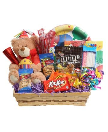 Happy Birthday Gift Basket G 576